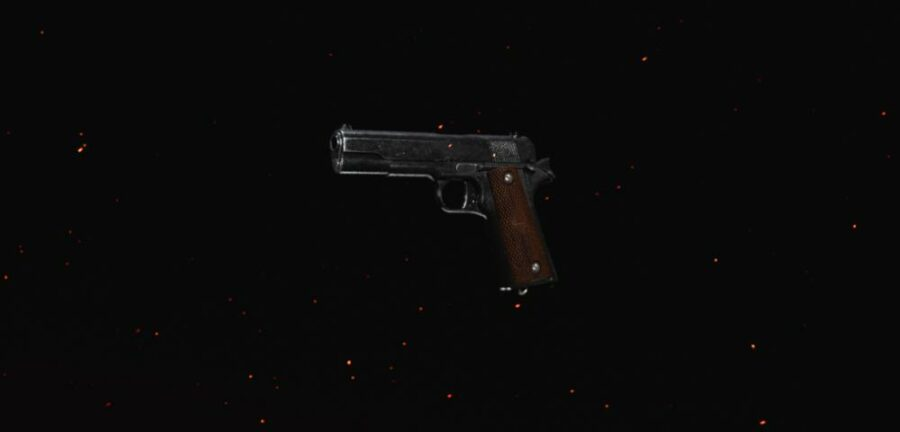 1911 attachments in call of duty vanguard