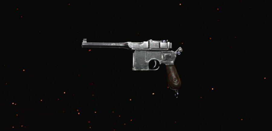 machine pistol attachments in call of duty vanguard