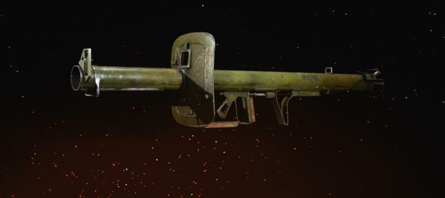 panzerschreck in call of duty vanguard