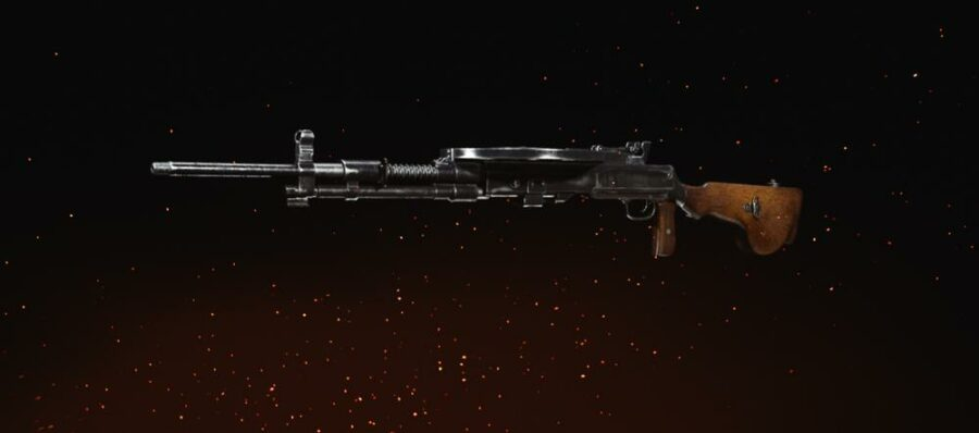 dp27 attachments in call of duty vanguard