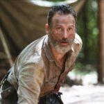 Rick Grimes in Walking Dead