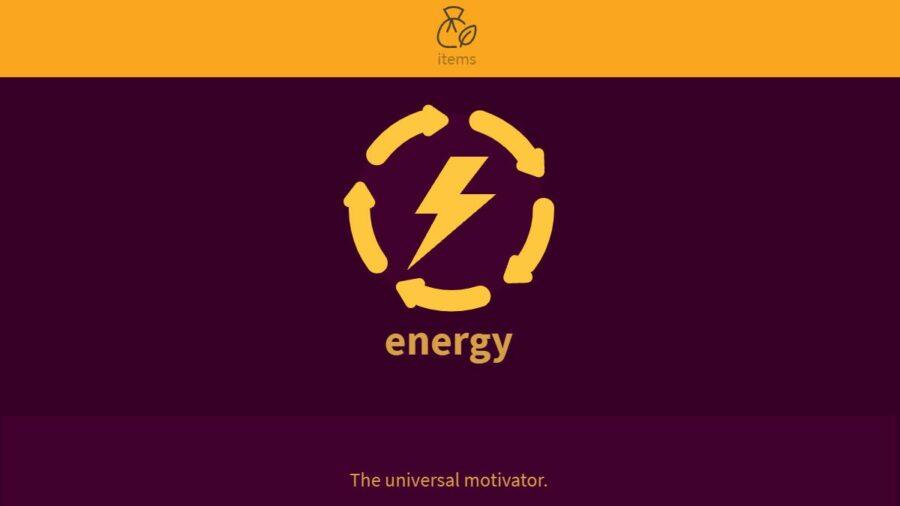 Energy in Little Alchemy 2