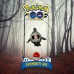 Promo for Pokemon Go Duskull Community Day