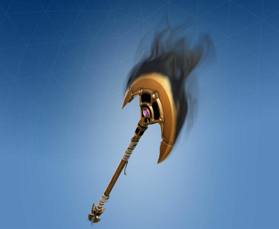 Cursed Crescent Harvesting Tool