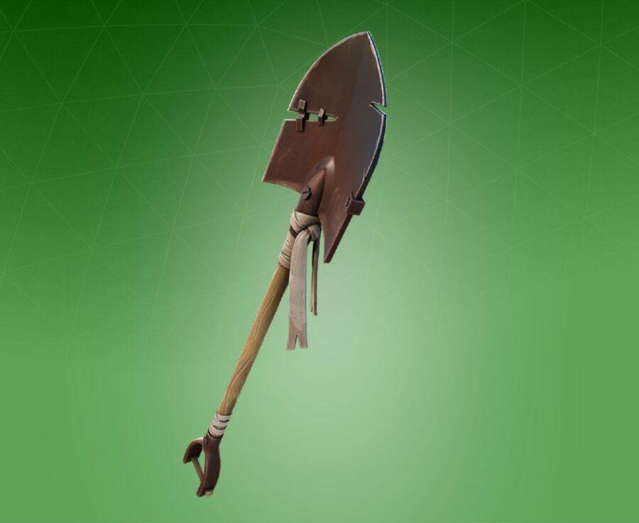Grave Robber Harvesting Tool