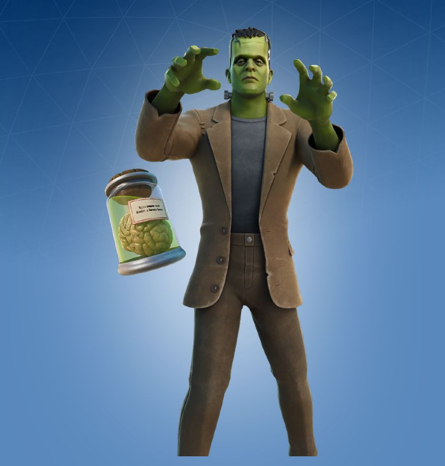 Frankenstein's Monster Skin