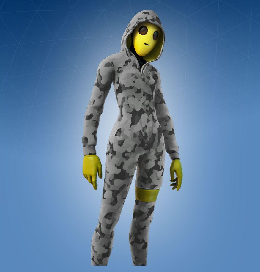 Costumed Corporal Skin